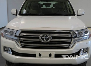 Toyota Landcruiser GXR