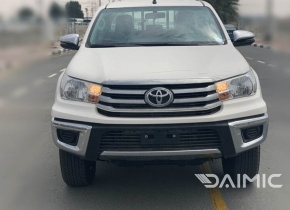 Toyota Hilux Cabine Dupla