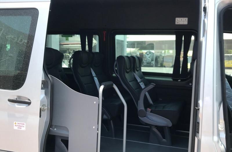 Sprinter 516 CDI Crew bus
