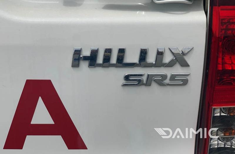 Hilux Cabine Dupla