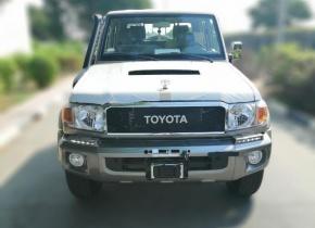 Toyota Landcruiser LC79 Cabine Dupla